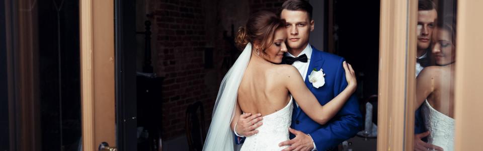 Атмосферная романтичная свадьба в одном месте: крепость БИП