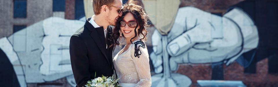 Необычная свадьба в Зеленогорске