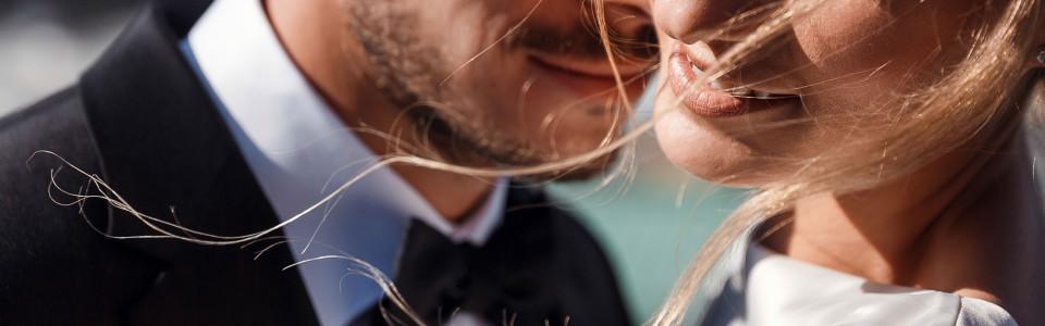 Стильная свадьба в Majestic на берегу Финского залива
