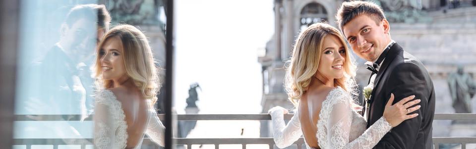 Романтичная свадьба Владимира и Елены в отеле Four Seasons