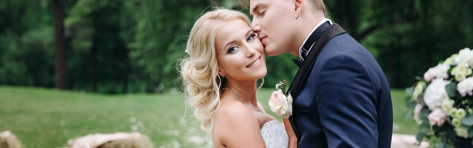 Стильная свадьба Ани и Дениса в крепости БИП