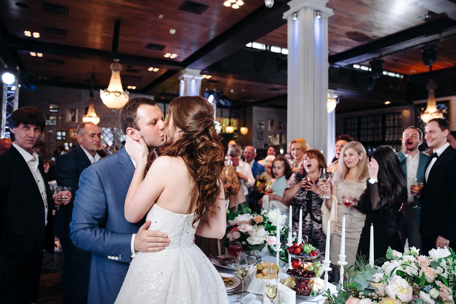 Фото свадьбы в березке